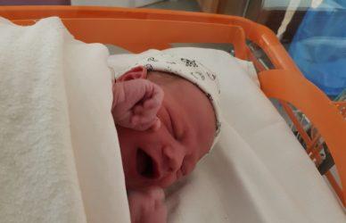 Onze zoon is geboren! (deel 2)